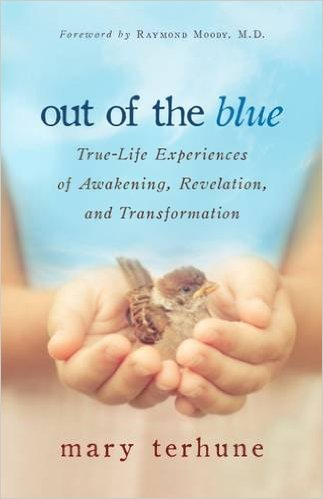 Out of the Blue Book Cover